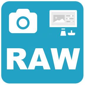 Nutzung RAW-Format